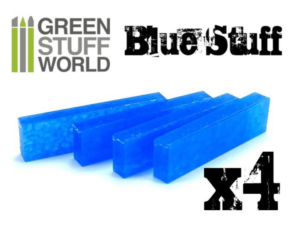 Blue Stuff Reutilizable 4 barras (Vista 4)