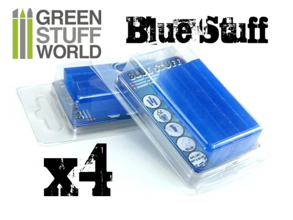 Blue Stuff Reutilizable 4 barras (Vista 5)