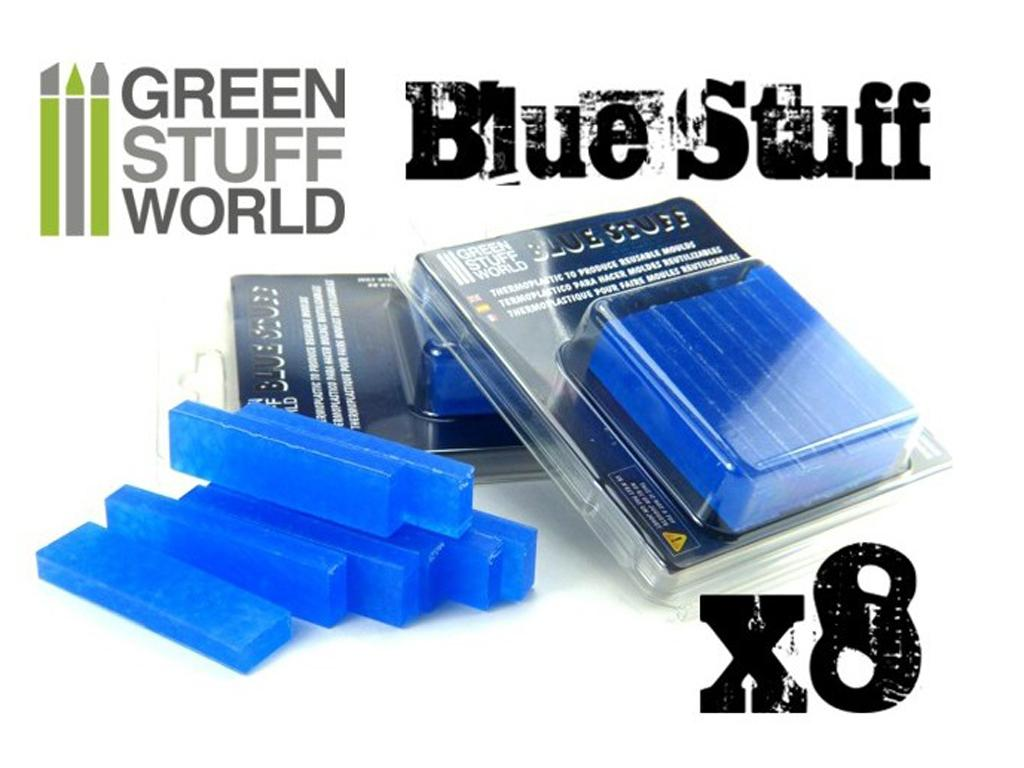 Blue Stuff Reutilizable 8 Barras (Vista 1)