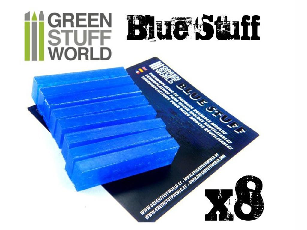 Blue Stuff Reutilizable 8 Barras (Vista 3)