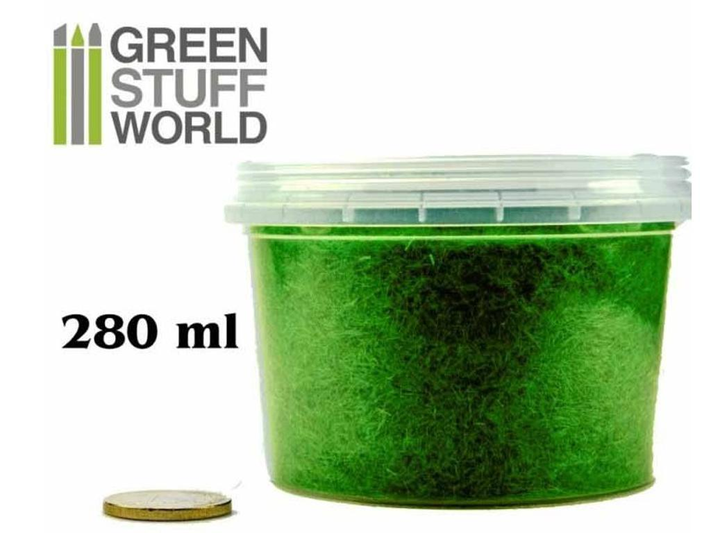 Cesped Fino Electrostatico Verde Medio (Vista 4)