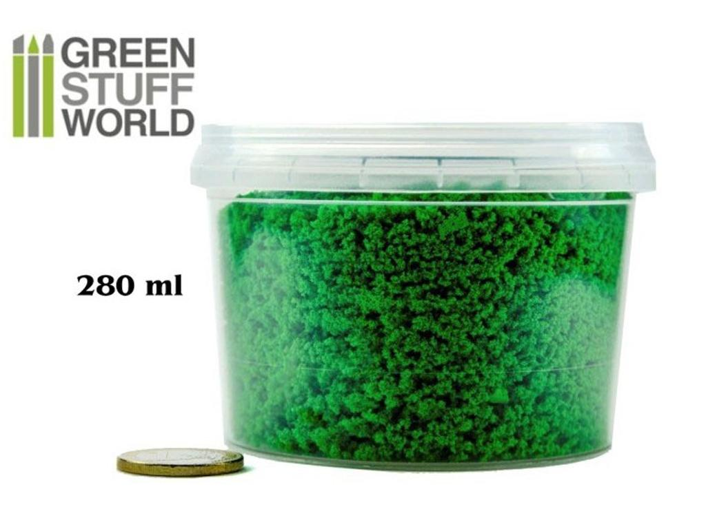 Flocado Espuma Fina - Verde Medio (Vista 2)