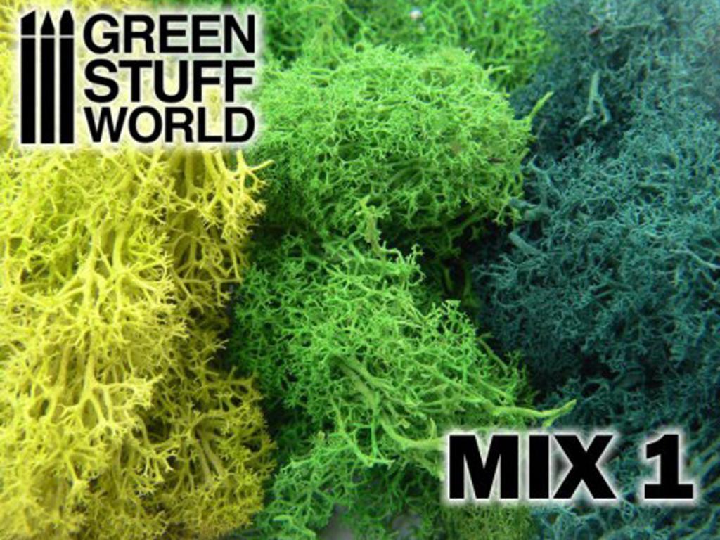 Musgo - Mezcla Verdes (Vista 1)