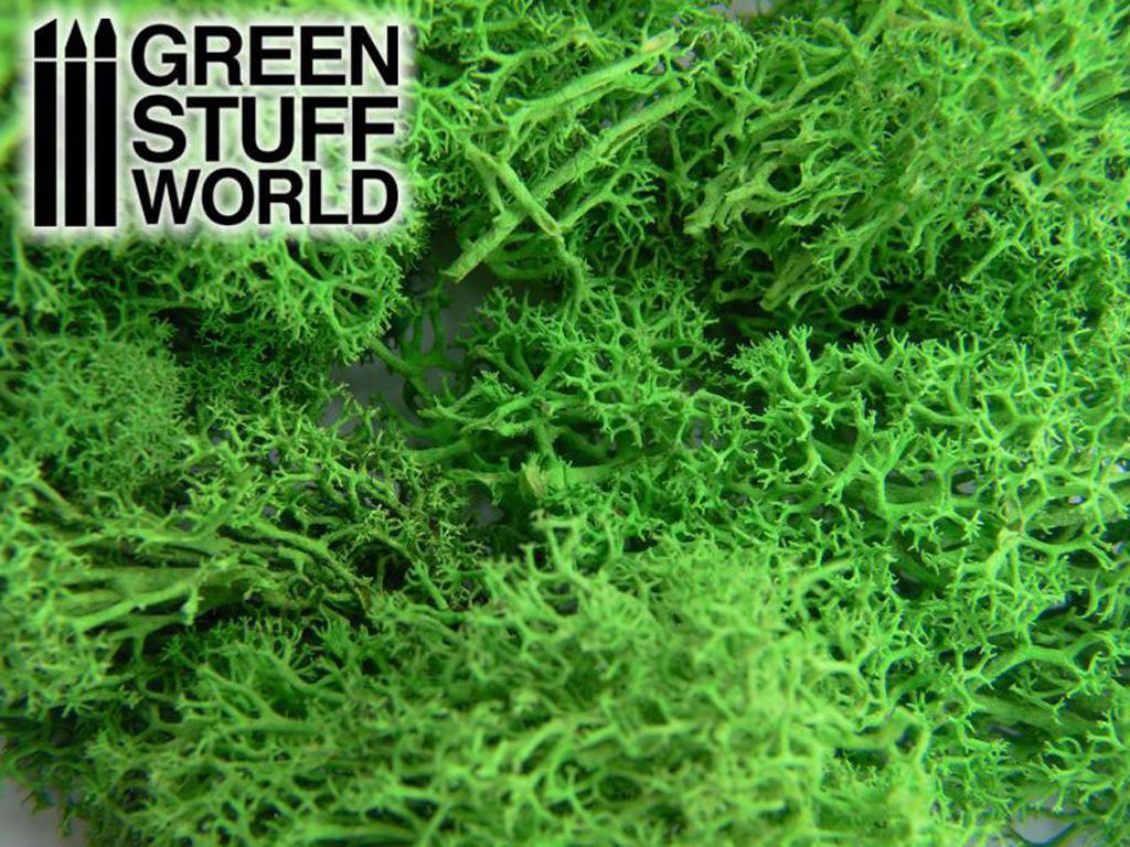 Musgo - Mezcla Verdes (Vista 4)