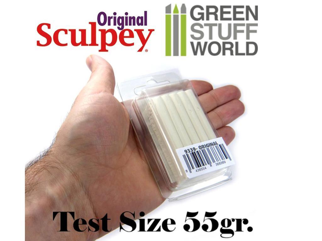 Sculpey Original 55 gr (Vista 2)