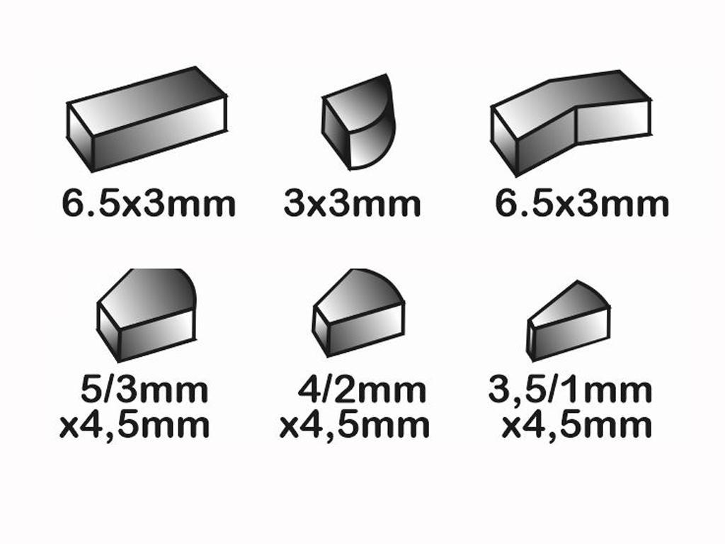 Moldes de Silicona - Ladrillos (Vista 2)