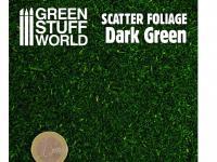 Hojarasca - Verde Oscuro (Vista 4)