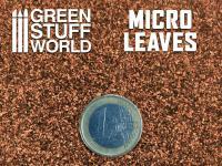Micro Hojas - Mix Marron (Vista 6)