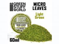 Micro Hojas - Mix verde claro (Vista 4)