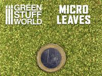 Micro Hojas - Mix verde claro (Vista 6)