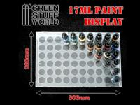 Expositor Pinturas 17 ml  6 x 10 (Vista 6)