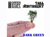 Arbustos Altos - Verde Oscuro (Vista 4)