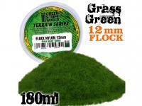 Cesped Electrostatico 12mm - Verde Cesped (Vista 3)