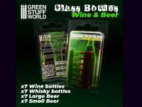 Botellas de Vino y Cerveza (Vista 5)
