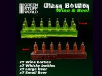 Botellas de Vino y Cerveza (Vista 6)