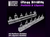 Botellas de Licor (Vista 4)