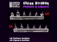 Botellas de Licor (Vista 6)