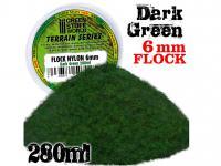 Cesped Electrostatico 6mm - Verde Oscuro - 280 ml (Vista 3)