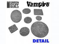 Rodillo Texturizado Vampiros (Vista 6)