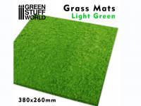 Tapetes de Hierba - Verde Claro (Vista 3)