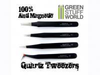 Pinzas Precision QUARTZ 100% Anti-Magnet (Vista 3)