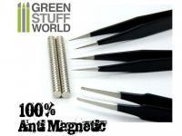 Pinzas Precision QUARTZ 100% Anti-Magnet (Vista 4)