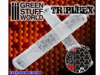 Rodillo Texturizado Triple-Hexagonos (Vista 6)