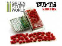 Matas Arbustos Flores Rojas (Vista 4)