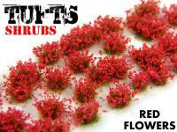 Matas Arbustos Flores Rojas (Vista 6)