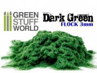 Cesped Fino Electrostatico Verde Oscuro (Vista 5)