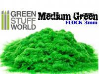 Cesped Fino Electrostatico Verde Medio (Vista 5)