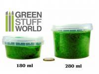 Cesped Fino Electrostatico Verde Medio (Vista 6)