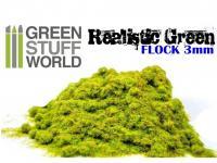 Cesped Fino Electrostatico Verde Realist (Vista 5)