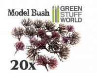 Arbustos de modelismo Flexibles (Vista 3)