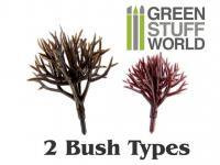 Arbustos de modelismo Flexibles (Vista 4)