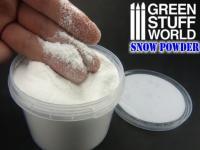 Nieve Modelismo Polvo (Vista 8)