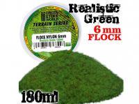 Cesped Electrostatico XL - 6 mm - Verde Realista (Vista 3)