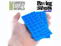 Moldes de Silicona Pavimento de piedra (Vista 8)
