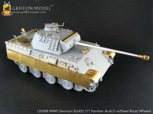 Panther Ausf.G Aleman - Ref.: GRIF-L35008