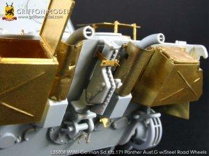 Panther Ausf.G Aleman  (Vista 5)