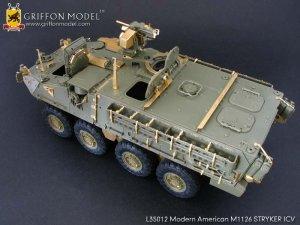 Modern American M1126 STRYKER ICV Gradeu  (Vista 2)