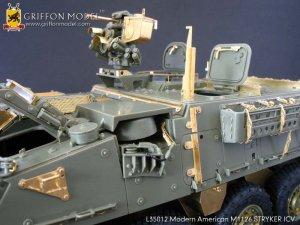 Modern American M1126 STRYKER ICV Gradeu  (Vista 6)