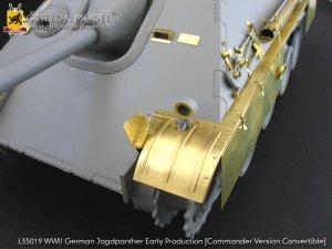 Jagdpanther Early Production  (Vista 2)