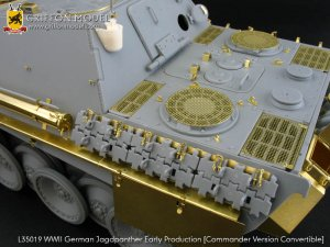 Jagdpanther Early Production  (Vista 4)