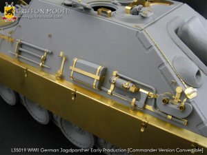 Jagdpanther Early Production  (Vista 5)