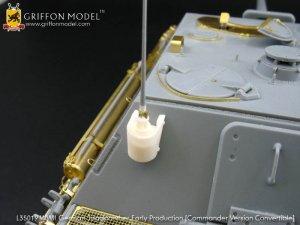 Jagdpanther Early Production  (Vista 6)