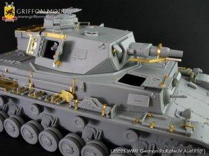 Pz.Kpfw.IV Ausf.F1(F)   (Vista 5)