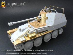 Sd.Kfz.138 Marder III Ausf.M Initial Pro - Ref.: GRIF-L35024
