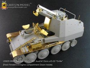 Sd.Kfz.138/1 Ausf.M 15cm sIG.33/2 Grille  (Vista 1)