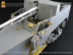 U.S. M3 75mm Gun Motor Carriage    (Vista 5)